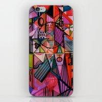 Fête iPhone & iPod Skin