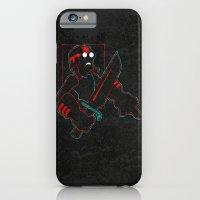 Goggles iPhone 6 Slim Case