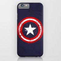 Captain's America Splash iPhone 6 Slim Case
