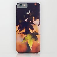 Fall dreams iPhone 6 Slim Case