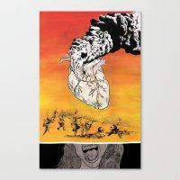 My Kingdom Canvas Print