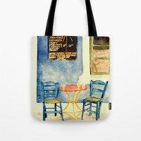 Greek memories No. 2 Tote Bag