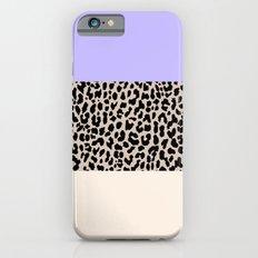 Leopard National Flag XIX Slim Case iPhone 6s