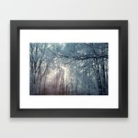 Winter (2) Framed Art Print