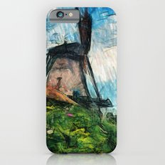 skatching windmill  Slim Case iPhone 6s