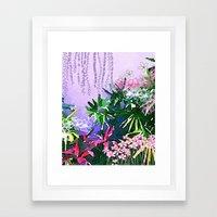 Singapore Summer Framed Art Print