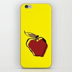 Apple for Teacher iPhone & iPod Skin