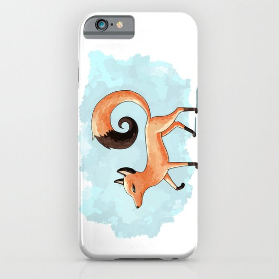 Proud Fox iPhone & iPod Case
