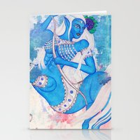 Sagittarius, The Lucky T… Stationery Cards