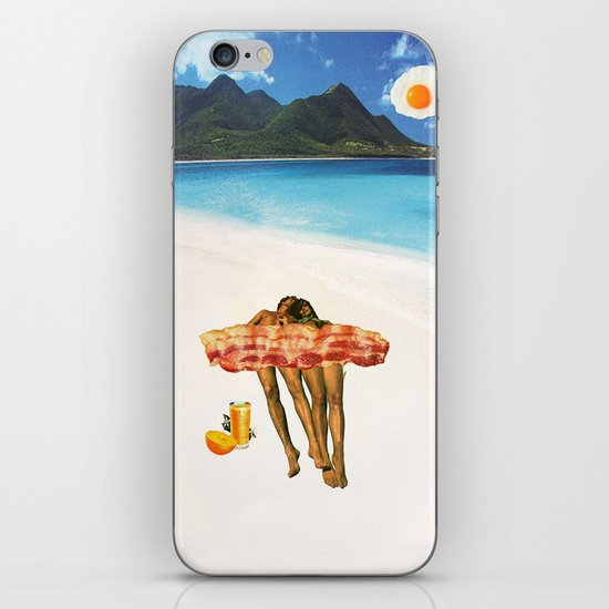 Unrequited Fantasies iPhone & iPod Skin