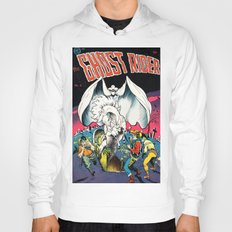 The Ghost Rider Vintage Golden Age Comic Art Hoody