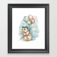 It's Never Too Late To F… Framed Art Print