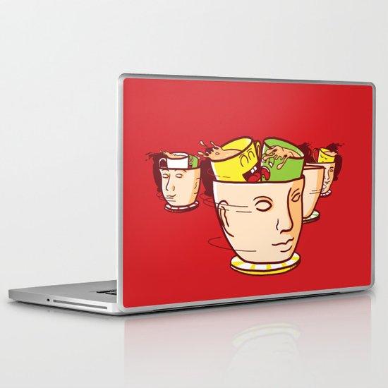 Head Spinners Laptop & iPad Skin