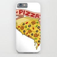 Pizza LOVE iPhone 6 Slim Case