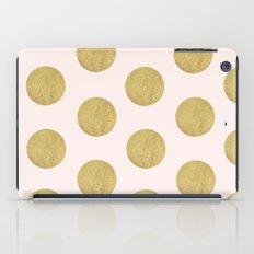 Stay Golden iPad Case