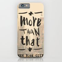iPhone & iPod Case featuring More Than That - New York City - by Tobia Crivellari