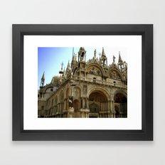 St Mark's Square Framed Art Print
