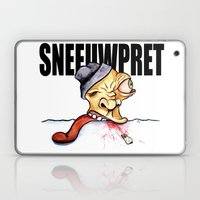 Sneeuwpret (Dutch) Laptop & iPad Skin