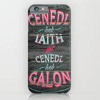Cenedl iPhone 6 Slim Case
