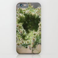 lace under glass iPhone 6 Slim Case