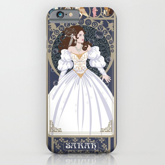 Sarah Nouveau - Labyrinth iPhone & iPod Case