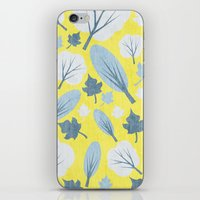 Classical Spring 3 iPhone & iPod Skin