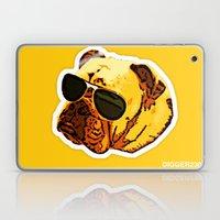 Aviator Angus Laptop & iPad Skin