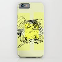iPhone & iPod Case featuring Coltrane by mr.defeo