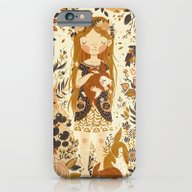 The Queen Of Pentacles iPhone 6 Slim Case