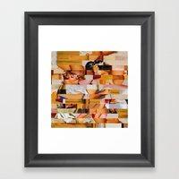 Yo Mama's A Real Estate … Framed Art Print