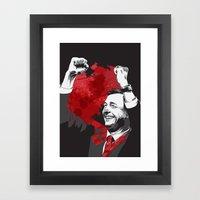 SAF Framed Art Print