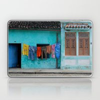 Out to dry in rural Bahia Laptop & iPad Skin