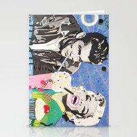 James And Marilyn  Stationery Cards