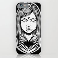iPhone & iPod Case featuring Electric Flower by Charlie Owens