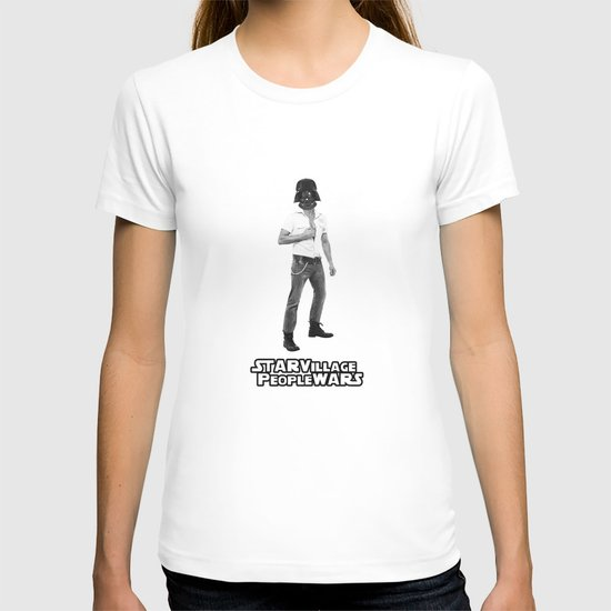 Star Village People Wars T-shirt