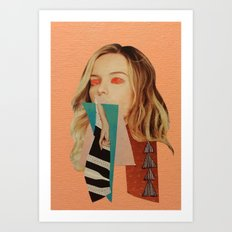 Spawn's Natas Art Print