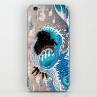 The Unstoppabull Force iPhone & iPod Skin