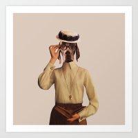Polaroid N°35 Art Print
