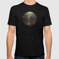 Beaver Falls Mens Fitted Tee Tri-Black SMALL