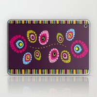 Folk Variation Laptop & iPad Skin