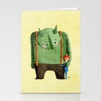 Dear Troll Stationery Cards