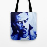 Mr Cave Tote Bag