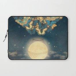 Laptop Sleeve - The Rising Moon  - Paula Belle Flores