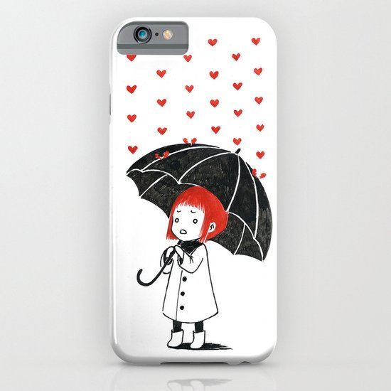 Love rain iPhone & iPod Case