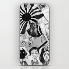 21 eyes iPhone & iPod Skin