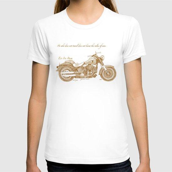 Travel Plan T-shirt