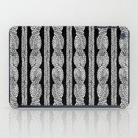 Cable Row B iPad Case