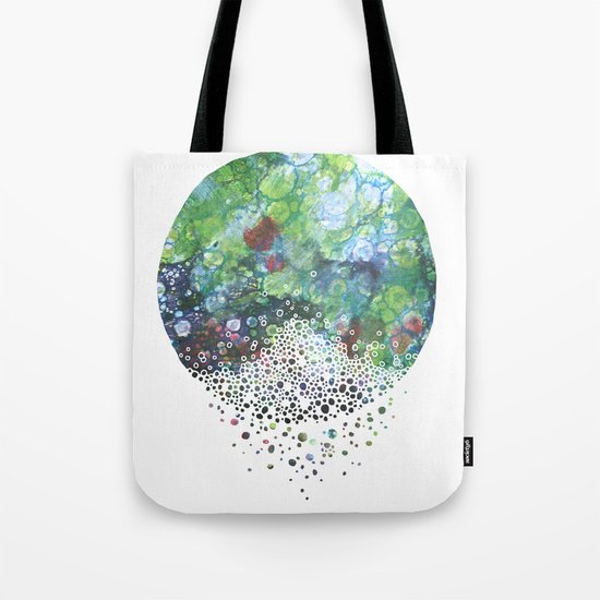 A Stillness like I've Never Known Tote Bag