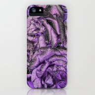 Great Garden Roses With … iPhone (5, 5s) Slim Case