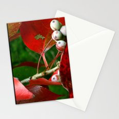 Fall Berries Stationery Cards